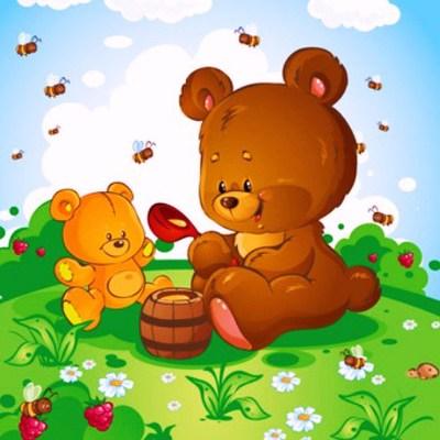 Медвежёнок Hobbes